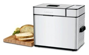 Cuisinart 2-lb Bread Maker - CBK-100 - REFURBISHED