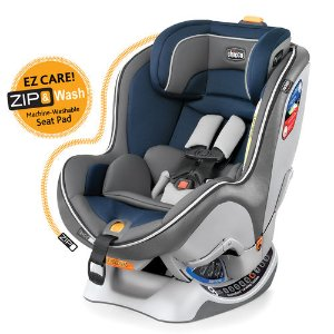 Chicco | Chicco NextFit Zip Convertible Car Seat - Sapphire