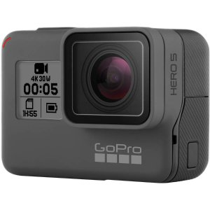 $334.99+$50 Rakuten Super PointsGoPro Hero5 Black 4k Action Camera