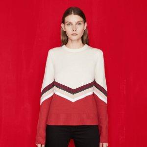 25% Off Sweaters Sale @ Maje