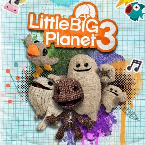 As Low As $3.99 Little Big Planet 3 (PS4/PS3 Digital Code)