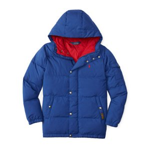 Quilted Down Jacket - Jackets � Jackets & Vests - RalphLauren.com