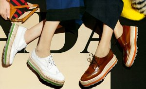 Up to $200 Off Prada Women's Shoes @ Saks Fifth Avenue