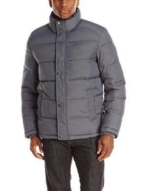 $43.17 Tommy Hilfiger Men's Nylon Puffer Jacket