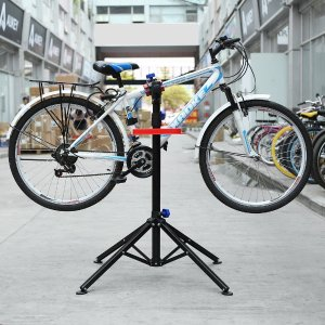 Tacklife Portable Bicycle Repair Rack Stand