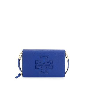 Tory Burch Harper Flat Wallet Crossbody Bag, Macaw