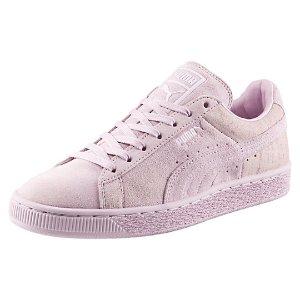 Suede Classic Emboss Women's Sneakers
