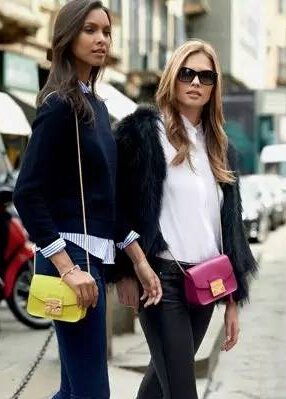 $159.99 Furla Julia Mini Saffiano Leather Crossbody