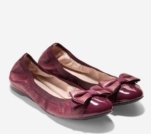 Up to 55% Off Cole Haan Cortland Flats Sale @ Saks Off 5th