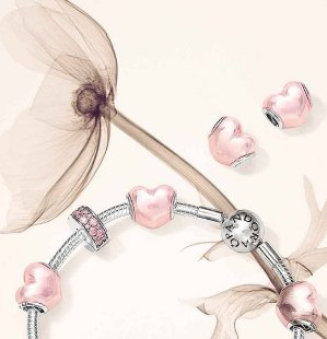 Up to 60% Off PANDORA @ Rue La La