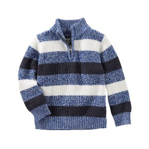 Kid Boy Ski Lodge Sweater | OshKosh.com