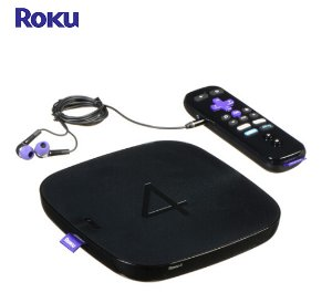 $79.99Roku 4 Streaming Media Player (4K/UHD)