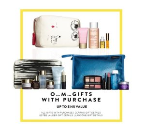 Deluxe Gifts with Purchase Nordstrom Anniversary Beauty Sale @ Nordstrom