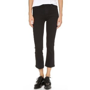 MOTHER The Insider Crop Jeans | SHOPBOP