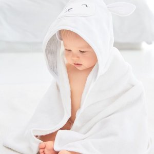 50% Off + Extra 25% Off $40+ Kid's Hooded Towels @ Carter's