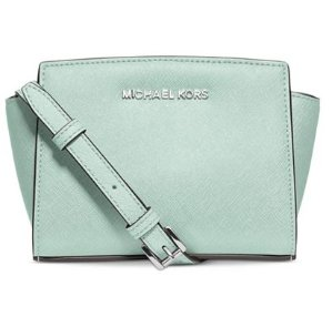 Michael Kors MICHAEL Selma Mini Messenger Bag @ macys.com