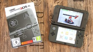 New Nintendo 3DS XL Console Black