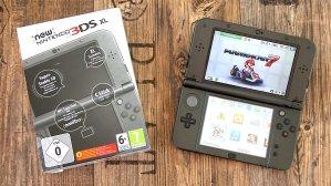 New Nintendo 3DS XL Console Black