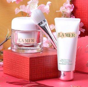 sample offer of The Lifting Firming MaskWith any purchase  @ La Mer