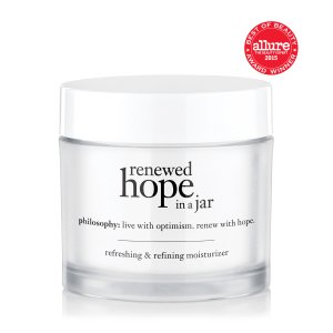 renewed hope in a jar | moisturizer | philosophy new!