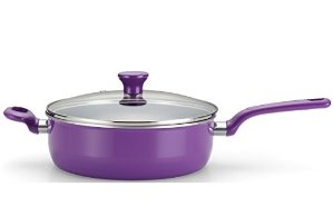 T-fal Excite Nonstick Thermo-Spot Jumbo Cooker Cookware, 4.5-Quart