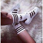adidas 3-Stripes Crew Socks @ Nordstrom