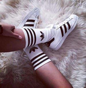 $8adidas 3-Stripes Crew Socks @ Nordstrom