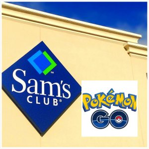 Free!Sam's Club Offer Free 1-Day Pass for Pokémon Go Players