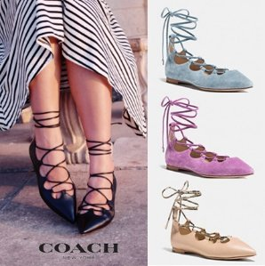 Up to 75% Off Coach Women's Shoes On Sale @ 6PM.com