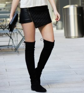 Up to $275 Off Stuart Weitzman Over the Knee Boots @ Saks Fifth Avenue
