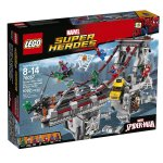 76057 LEGO Super Heroes Spider-Man: Web Warriors Ultimate Bridge