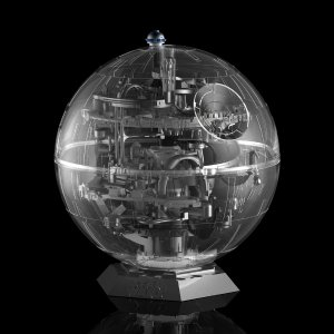 $18.37 Spin Master Games - Star Wars Death Star Perplexus