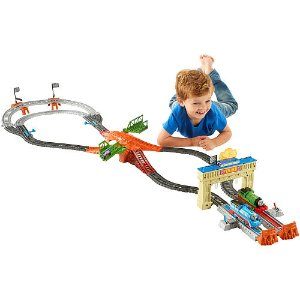 2016 Black Friday! $19.99 Thomas & Friends Trackmaster Thomas and Percy's Railway Race Train Set