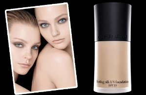 15% Off + 4 Deluxe Samples  Dealmoon Exclusive! with Lasting Silk UV Foundation @ Giorgio Armani Beauty