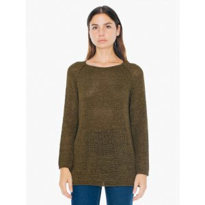 Delphine Tunic Sweater | American Apparel