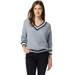 Sheer Wool Cricket Sweater | Tommy Hilfiger USA