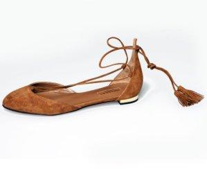 Aquazzura Alexa Ballerinas Shoes