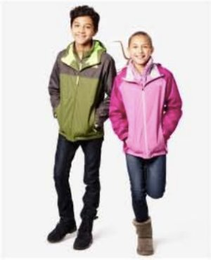 as low as $28 Select The North Face Outerwear for Girls 2-16 & Boys 2-20 @ macys.com