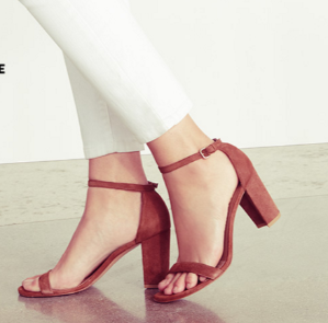 $75 Off $350 Stuart Weitzman Women's Shoes @ Saks Fifth Avenue