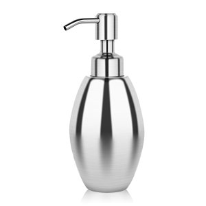 Homitex Soap Dispenser Stainless Steel Lotion Dispenser