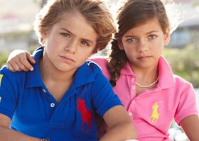 Up to 70% Off End of Season Kid's Polo Sale @ Ralph Lauren