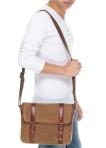 $71.2 Fossil Estate E/W Messenger Bag
