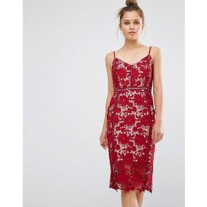 New Look Premium Lace Bodycon Dress