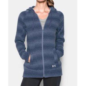 Women's UA Wintersweet Full Zip Hoodie