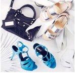 Up to 50% Off Saint Laurent & More Designer Handbags & Shoes On Sale @ Rue La La