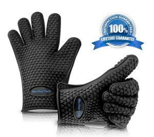 Blu-Pier Tech BBQ Grill Gloves