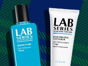 Free Full-size Power Wash with $50 Purchase @ Lab Series For Men