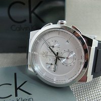 $98 Calvin Klein Men's Dart Watch K2S371D6