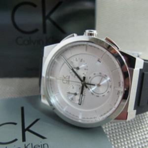 $98 Calvin Klein Men's Dart Watch K2S371D6