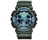 G-Shock 男士 GA100-1A2 手表